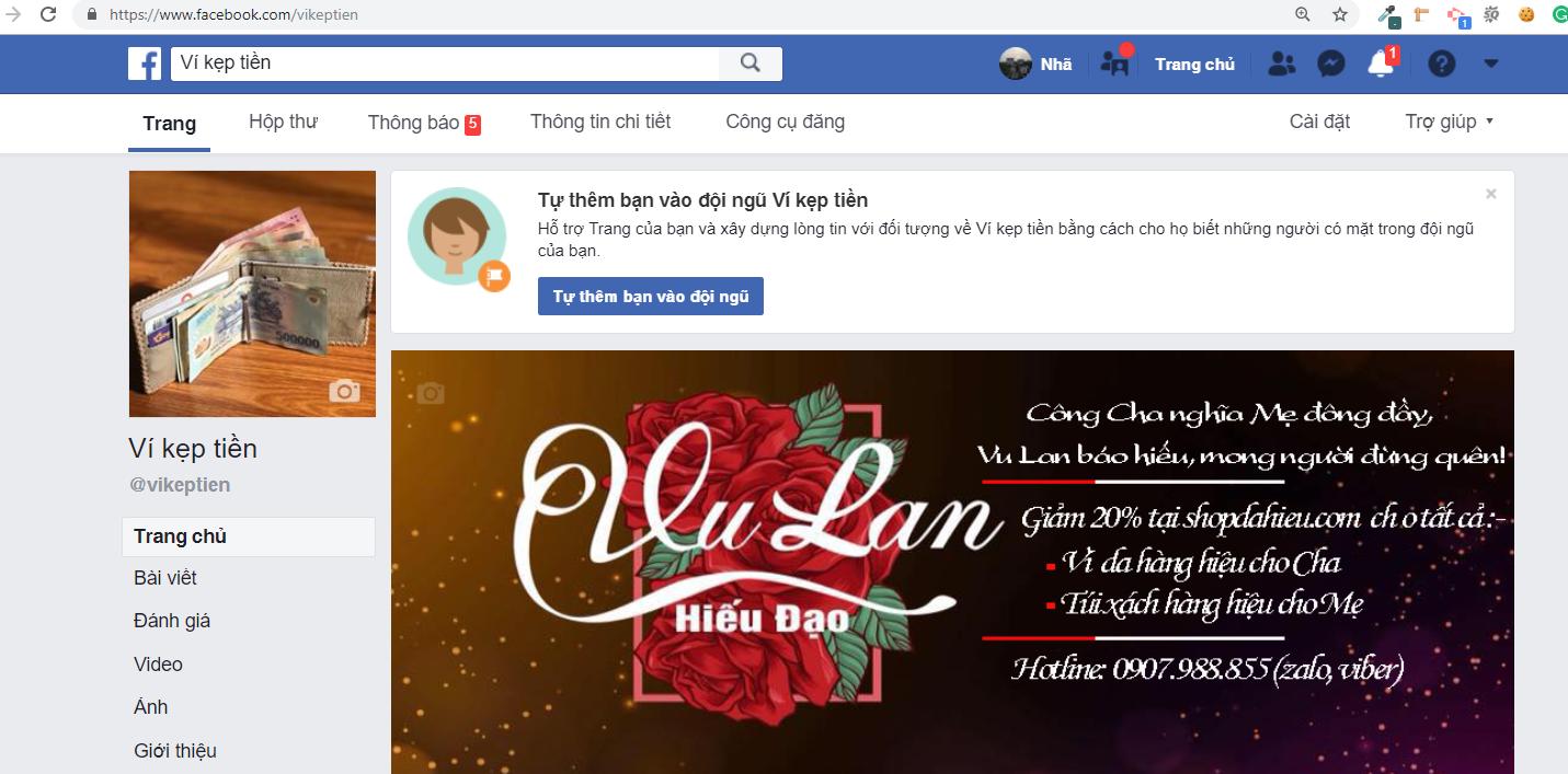 Dịch vụ Quảng cáo facebook giá rẻ tại tphcm