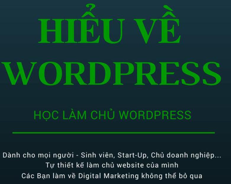 Ebook học WordPress tiếng việt full