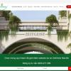 Mẫu website dự án bất động sản